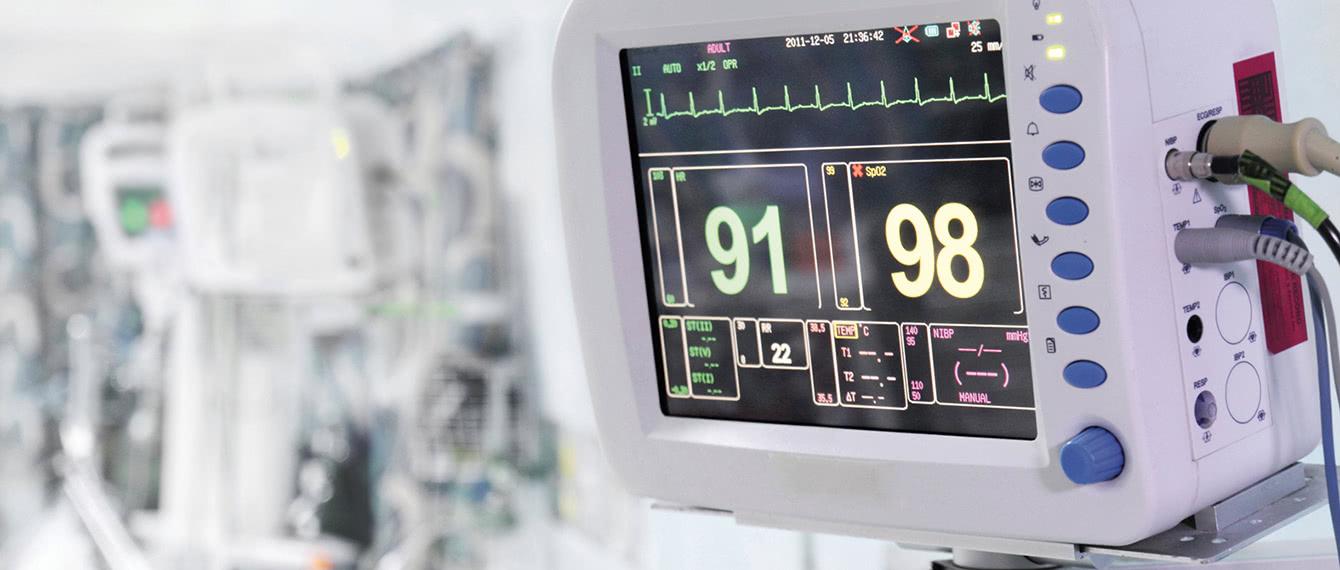 Ремонт медицинского оборудования и техники
